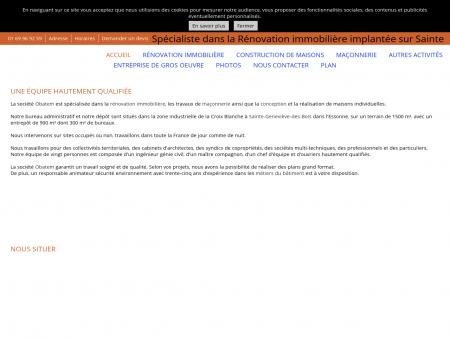 Rénovation immobilière - Obatem à Sainte...