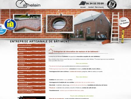 Entreprise de bâtiment Cambrai - Rénovation...