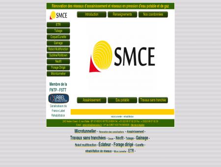 SMCE Reha - Renovation des reseaux - Micro...