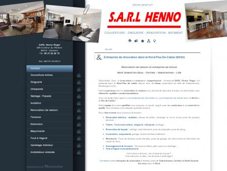 Entreprise de rénovation Nord, Valenciennes -...