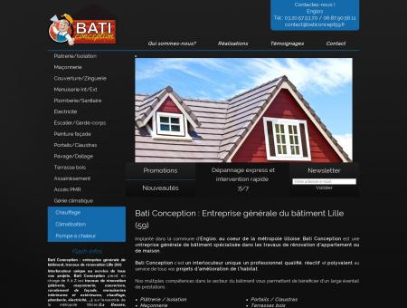 Entreprise générale de bâtiment Lille - Bati...