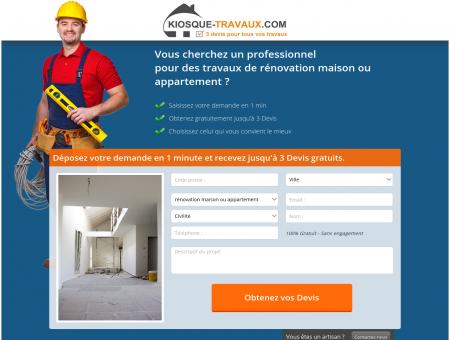 Prix de votre Rénovation | Entreprises-Renovation-Habitat.com
