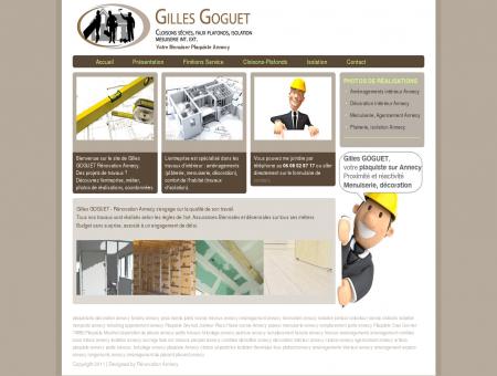 Entreprise rénovation Annecy - Plaquiste -...