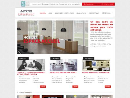 AFCB I aménagement professionnel rénovation...