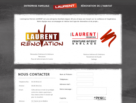 Rénovation Haute Savoie - LAURENT -...