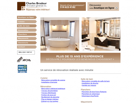Rénovation à Montréal et sur la Rive-Sud -...
