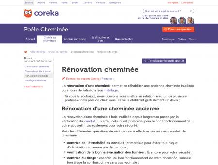 Renovation cheminee : tout savoir sur la...