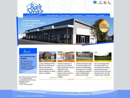 BATIT SERVICE - Construction de Maisons...