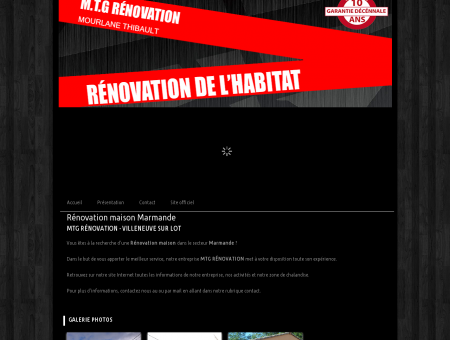 renovation marmande