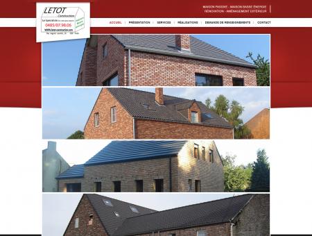Entreprise gros œuvre Mons : rénovation...