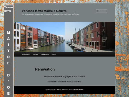 Rénovation - Vanessa Motte Maitre...