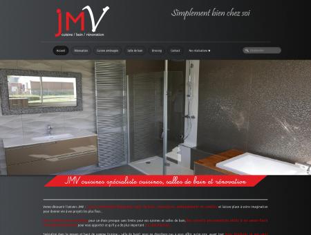 JMV cuisine salle de bain renovation Louviers...