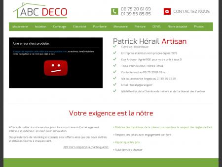 ABC DECO - Entreprise de Rénovation au...