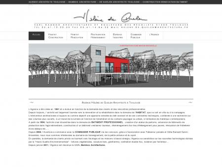 Agence Hélène de Quelen Architecte à Toulouse