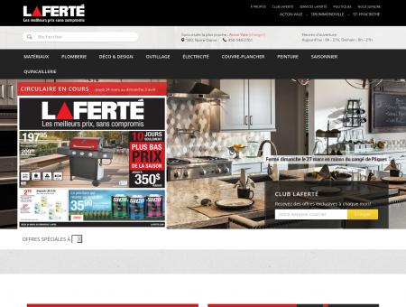 Laferté - Centre de rénovation | Avec vous et...