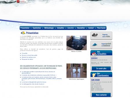 Société de nettoyage Toulon - SARL COGEN :...