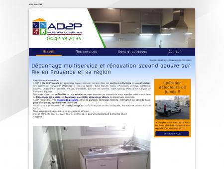 Travaux de rénovation à Aix-en-Provence,...