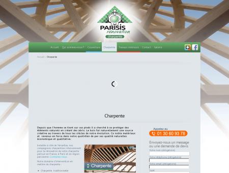 Charpente - Parisis Rénovation | Parisis...