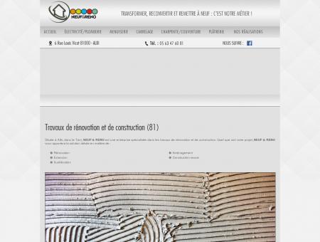 Renovation, charpente couverture  Albi | Neuf...