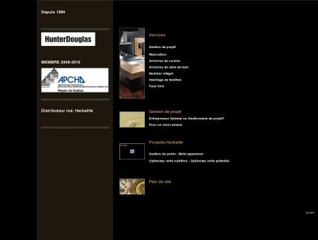 rénovation cuisine, armoires cuisine, salles bain ...