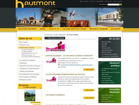 Rénovation Urbaine - Site officiel de la...