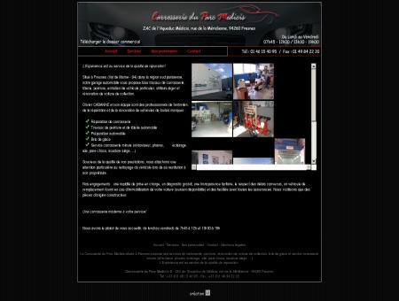 Carrosserie du Parc Medicis : réparation,...