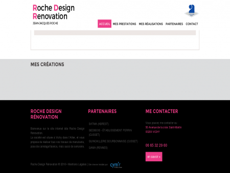 Roche Design Rénovation - Rénovation...