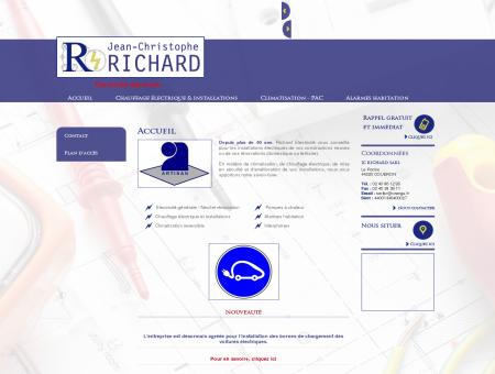 Chauffage électrique Coueron - JC RICHARD...