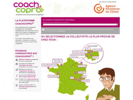 Plateforme CoachCopro® - Rénovation...