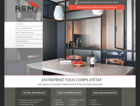 Renovation Sur Mesure - Entreprise Tous...