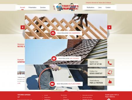Entreprise de rénovation de toiture et électricité ...