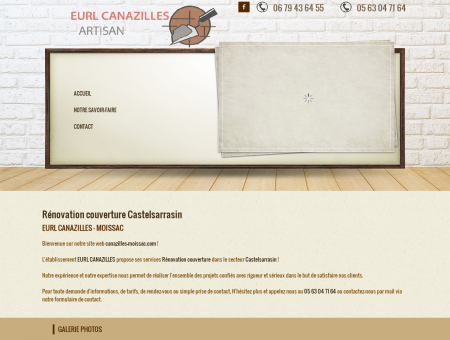 Rénovation couverture Castelsarrasin -...