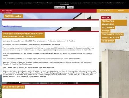 Rénovation immobilière - FGM Rénovation à Le...