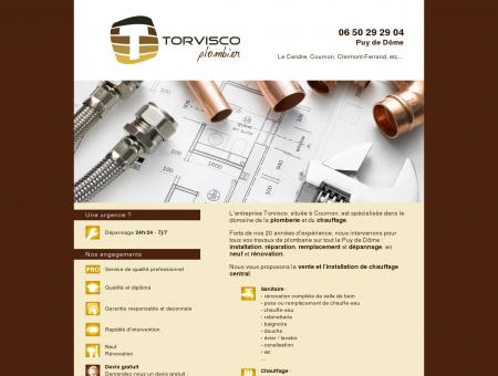 Plombier Torvisco - Cournon 63