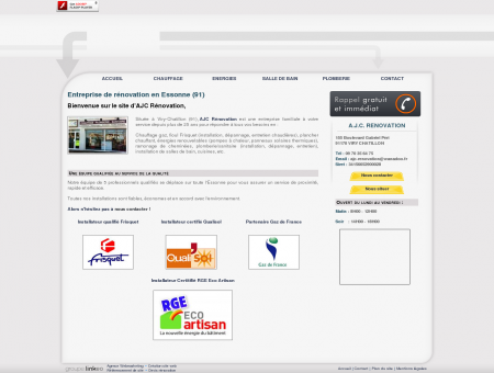 Nos services / Chauffage et Plomberie 91 /...