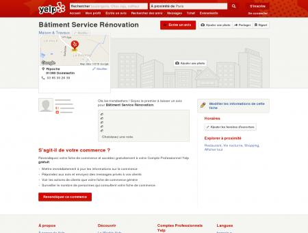 Bâtiment Service Rénovation - Maison &...