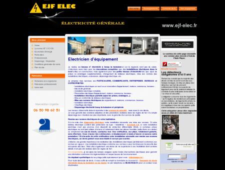 consuel electrique par ejf elec a bruay la buissiere