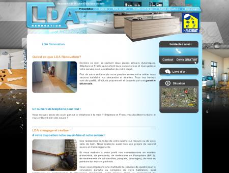 Rénovation de maison de qualité à Montpellier...
