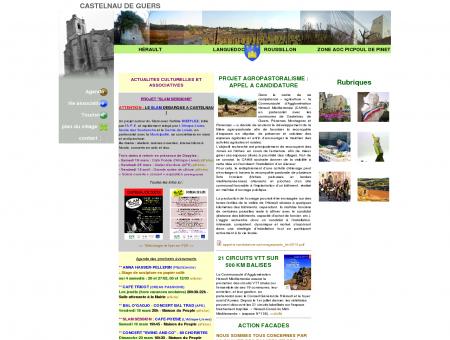 Site Officiel de Castelnau de Guers