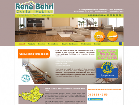 Habillage & Rénovation d'Escalier > Fréjus -...