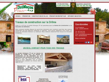 Travaux de construction, Rénovation de...