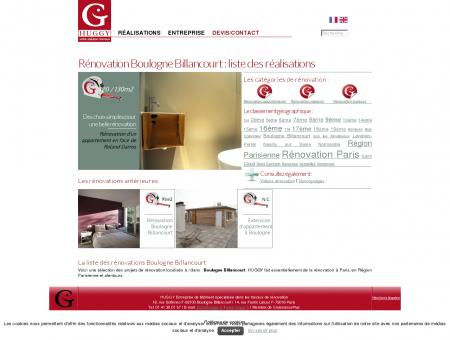 Boulogne Billancourt - HUGGY: entreprise de...