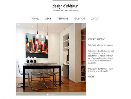 Rénovation d'un appartement à Asnières,...
