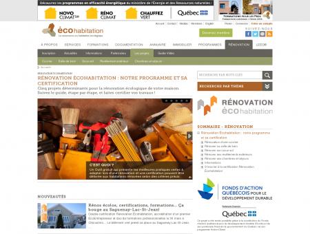 5 projets de rénovation écologique pour votre...