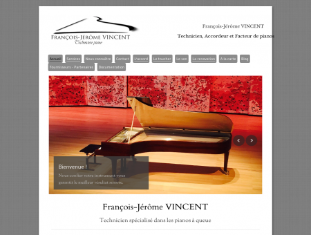 Accordeur Reparateur de Piano - Francois...