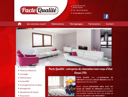 Entreprise de rénovation Douai - Travaux...