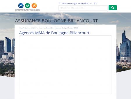 Assurance Boulogne-Billancourt  trouvez...