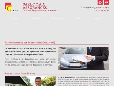 Assurance auto Bondy - C.C.A.A ASSURANCES...