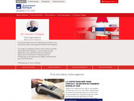 Agence AXA Banque Mont-Saint-Aignan...