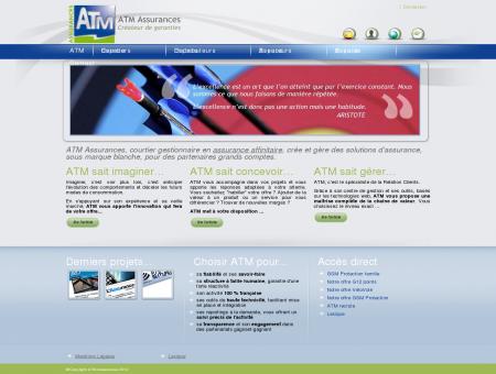 ATM : Assurance affinitaire
